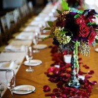 Flowers & Decor, red, purple, Centerpieces, Flowers, Centerpiece, Table, Head, Carter and cook event co