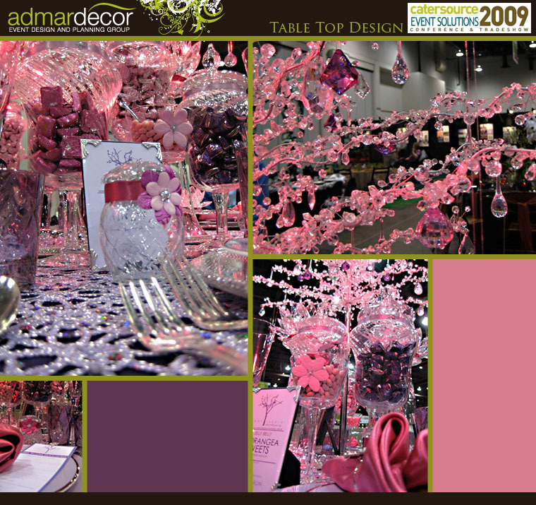 Flowers, Reception, pink, Centerpiece, Decor, brown, Wedding, purple, gold, Table, Photography, silver, Design, Cards, Event, Lavender, Guest, Book, Cream, Diamonds, Sign-in, Photos, Bling, Logo, Miami, Sparkle, Admardecor event design planning group, Flowers & Decor, Destinations, North America, Centerpieces