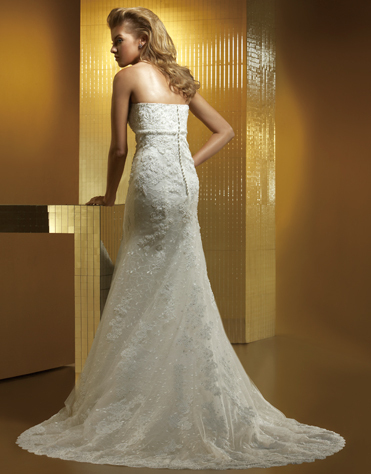 Wedding Dresses, Fashion, dress, Anjolique, 957