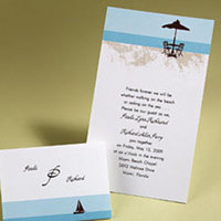 Stationery, Beach Wedding Invitations, Invitations, Wedding, Off, Elegant bridal invitations, 40