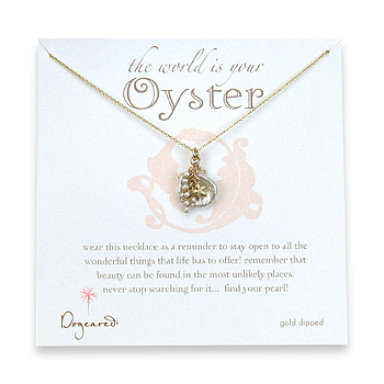 Jewelry, Bride, Gifts, Pearls, Starfish, The, Weddings, Is, Rice, Jewels, Your, Dogeared, World, Oyster