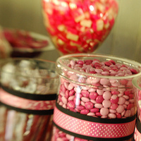 white, pink, black, Candy, Buffet, In the clouds events
