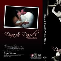 Wedding, Bride, Photography, Custom, Photo, Dvd, Montage, Slideshow, Case, Digital illusions design