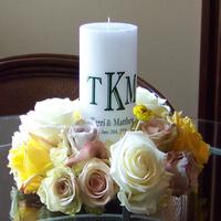Flowers & Decor, white, yellow, Centerpieces, Flowers, Centerpiece, Blush, Mauve, Floral verde llc