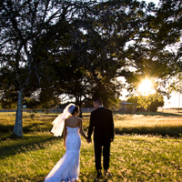 Bride, Groom, Sunset, Kd loftis photography