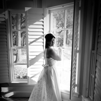 white, black, Bridal, Kd loftis photography