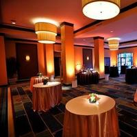 Flowers & Decor, yellow, brown, gold, Garden, Ballroom, Uplighting, Terrace