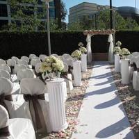 Ceremony, Flowers & Decor, Ceremony Flowers, Garden, Flowers, Garden Wedding Flowers & Decor, Terrace