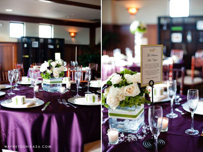Centerpieces, Mini, Hydrangea, Callas, Bella blooms, Eggplant
