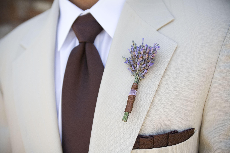 Lavender, Bout, Vaughn floral design