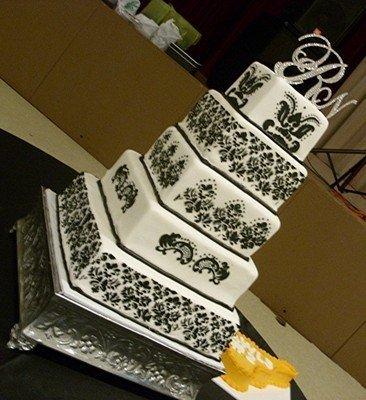 Cakes, cake, Damask