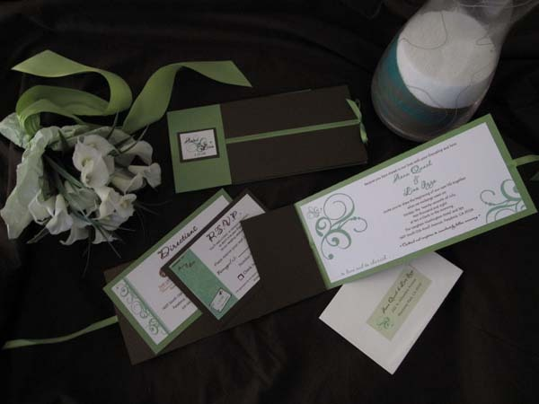 Stationery, Invitations, Reception card, Directions card, La design boutique, Sand ceremony vase