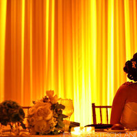 Reception, Flowers & Decor, Lighting, Amber