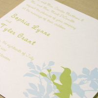 Stationery, invitation, Vineyard Wedding Invitations, Invitations, Menu, The, Save, Date, You, Thank, Note, Lime paper expressions