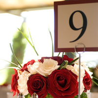 Reception, Flowers & Decor, red, Flowers, Table decor, Perfect planning events, Perfect planning