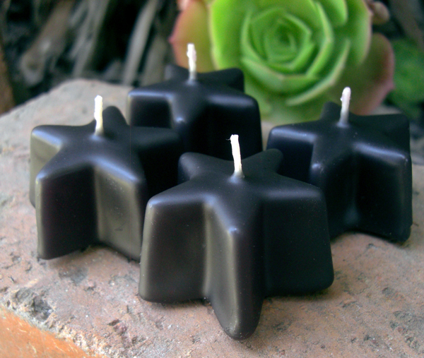 Favors & Gifts, black, Favors, Wedding, Custom, Favorite, Ribbons, Stars, Frosted, Netting, Scented, Matte, Kokocandles, Cello