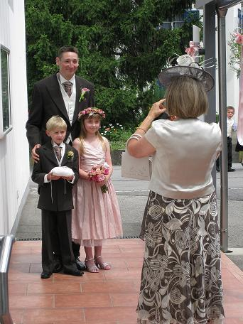 Flowers & Decor, Flower, Girl, Ring, Bearer