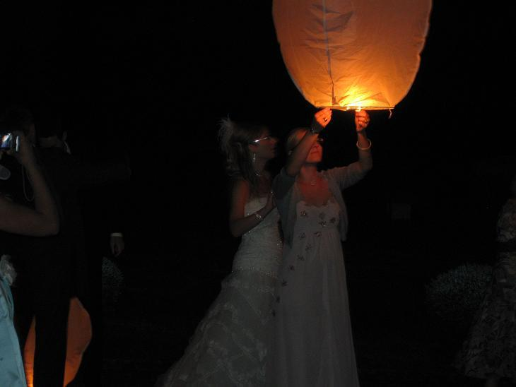 Lanterns, Flying