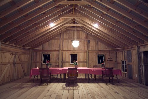 Ceremony, Flowers & Decor, Rustic, Rustic Wedding Flowers & Decor, Wedding, Barn, Wood, Southall eden, Beams
