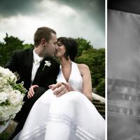 Bride, Groom, Wedding, And, Hill, Pa, Philadelphia, Arboretum, Morris, Chestnut