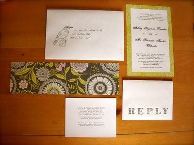 Stationery, Eco-Friendly, Invitations, Budget