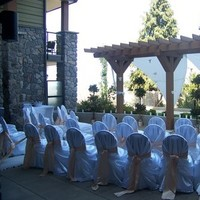 Ceremony, Flowers & Decor, Chair, Covers, Sashes, Watkins event decor