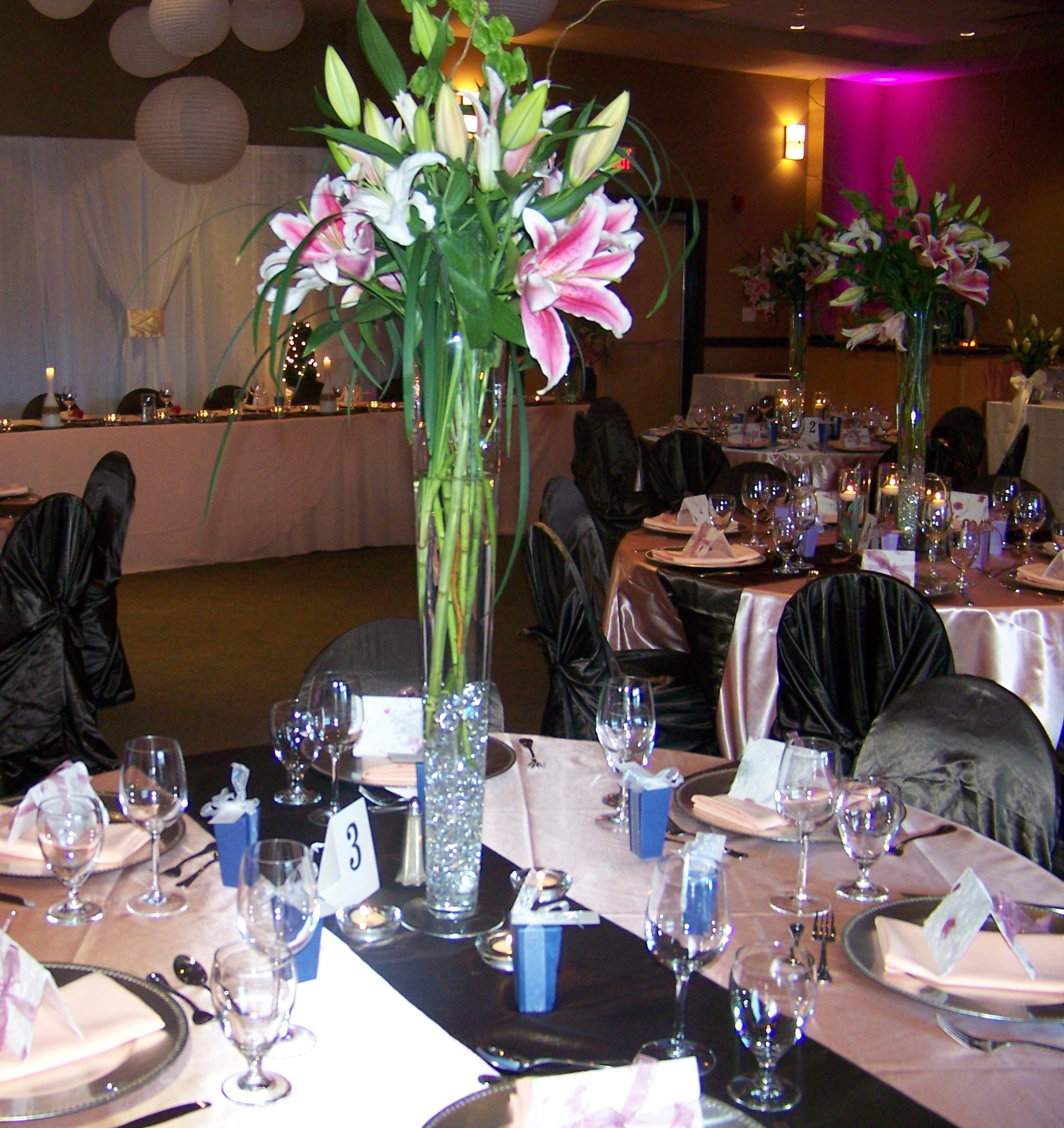 Watkins event decor