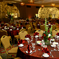Flowers & Decor, Lighting, Tables & Seating, Sweetheart, Gobo, Design, Tables, Doubletree hotel nashville downtown, Doublettree