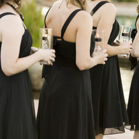 Bridesmaids Dresses, Wedding Dresses, Fashion, black, dress, Bridesmaid, Candle