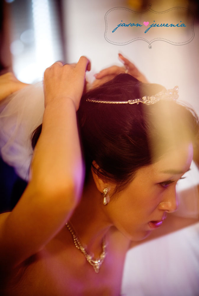 Jewelry, Veils, Fashion, purple, Tiaras, Bride, Veil, Tiara, Getting, Ready, Beautiful, Prep, Jason and juvenia