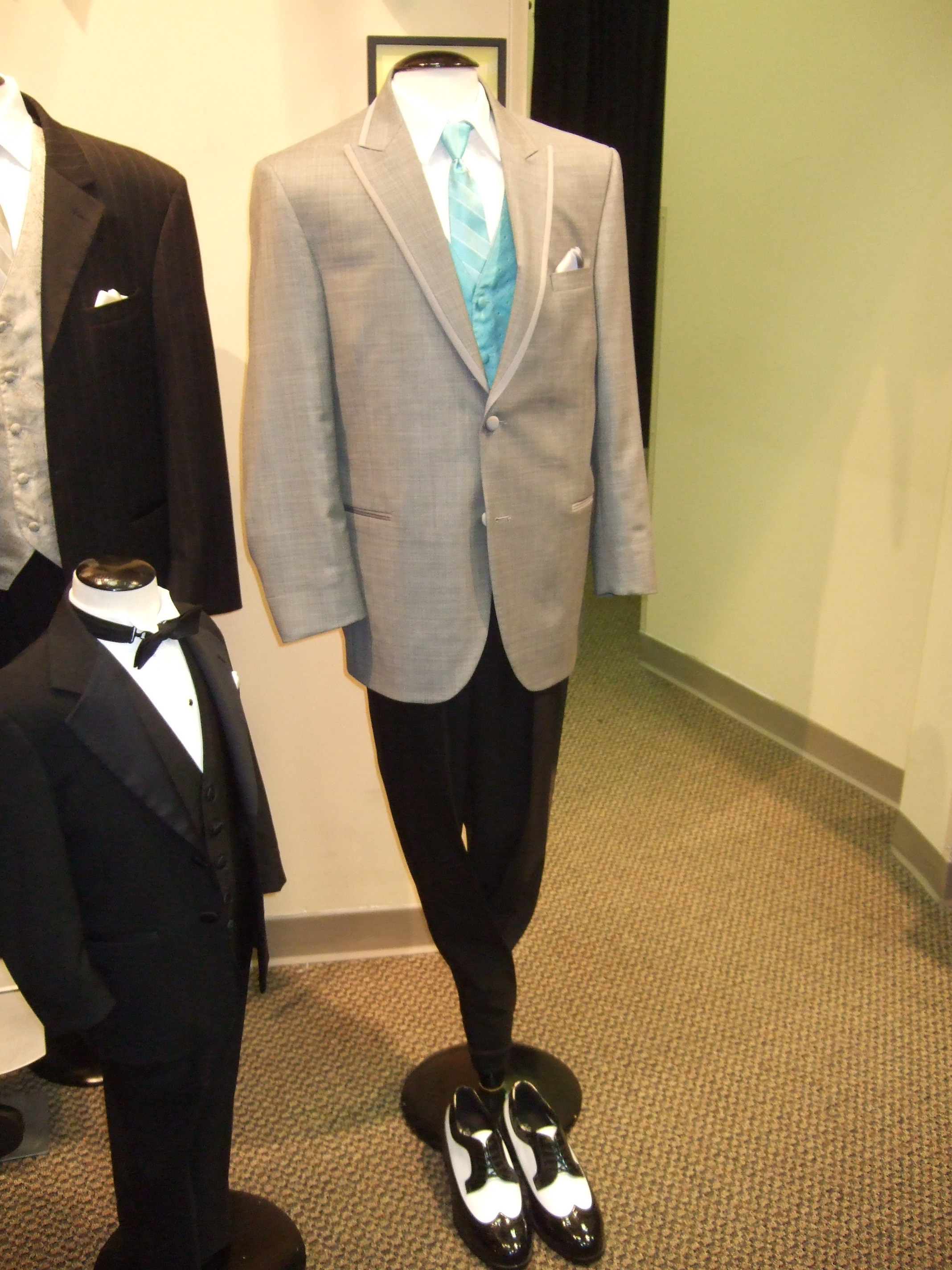 Fashion, Men's Formal Wear, Groomsmen, Tux