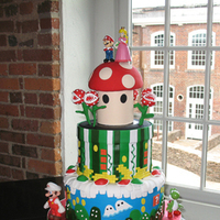 Grooms, Game, Mario, For goodness cakes
