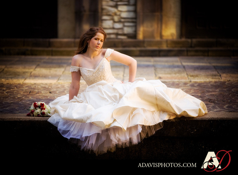 Bride, Allison davis photography