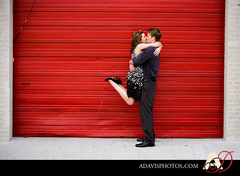 Portrait, Engagement, Deep, Downtown, Dallas, Allison davis photography, Ellum