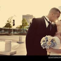 Portrait, Wedding, Couple, Center, Texas, Allison davis photography, Eisman, Richardson