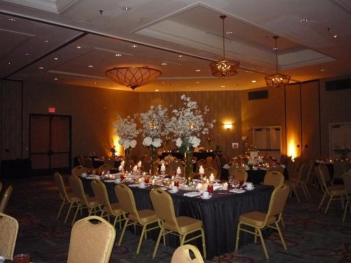 green, Lighting, Hotel, And, Weddings, Linens, Ballroom, Doubletree, Downtown, Nashville, Russell, Connie, Cumberland, Duglin, Tablescapes, Things, Doubletree hotel nashville downtown