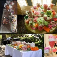 Favors & Gifts, Favors, Dessert, Wedding, Party, Bridal, Candy, Buffet, Engagement, Station, Ideas, Shower, Custom candy buffet bars