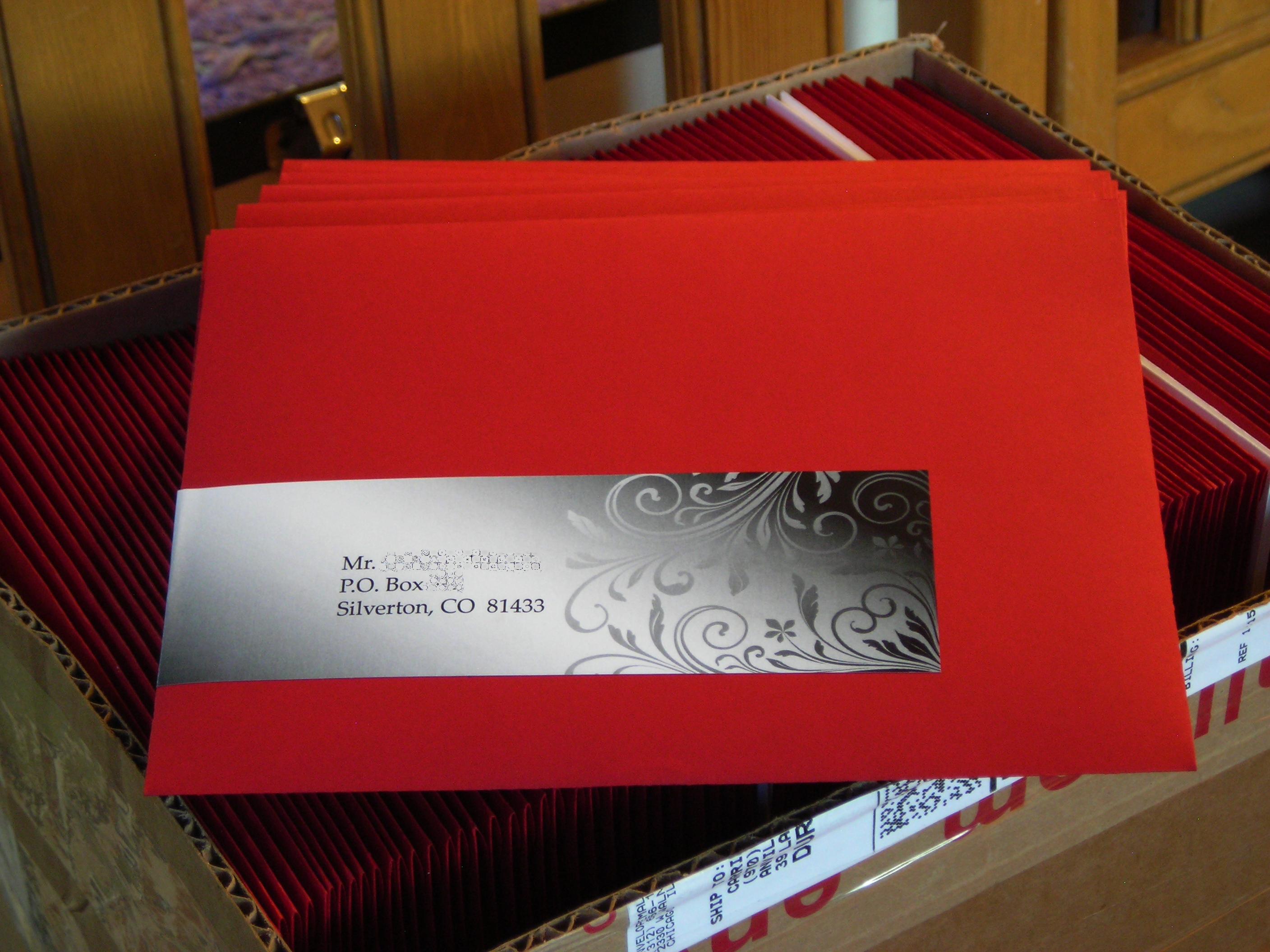Stationery, invitation, Invitations, Wraparound
