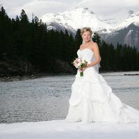 Flowers & Decor, Wedding Dresses, Fashion, dress, Bride Bouquets, Bride, Flowers, Wedding, Get married in banff, Flower Wedding Dresses