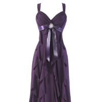 Bridesmaids Dresses, Wedding Dresses, Fashion, purple, dress, Bridesmaid, Eggplant, Plum