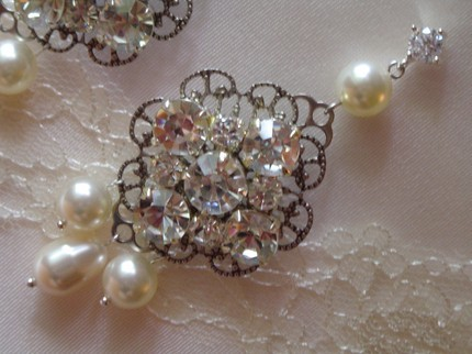 Jewelry, Bracelets, Accessories, And, Bracelet, Rhinestone, Pearl