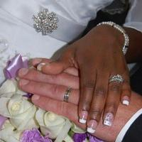 Flowers & Decor, purple, Bride Bouquets, Bride, Flowers, Groom, Wedding, And, Estoccasions