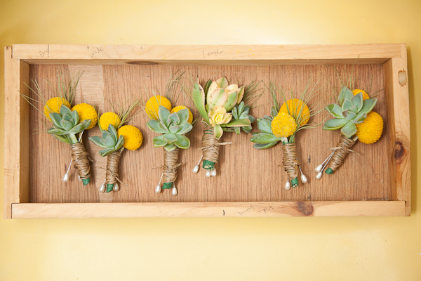 Boutonnieres, Fall Wedding Flowers & Decor, Rustic Wedding Flowers & Decor, Summer Wedding Flowers & Decor