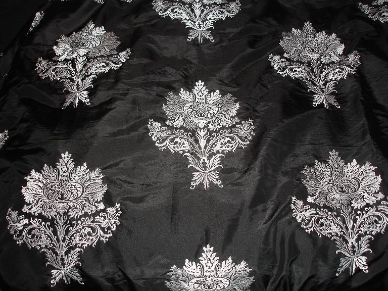 Cakes, cake, Table, Fabric, For, Damask, Silk