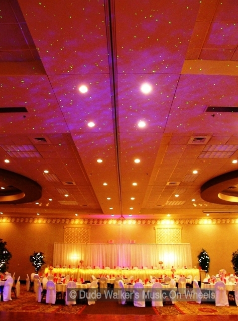 Lighting, Wedding, Dancing, Under, Music, The, Stars, Decoration, Uplighting, Accent, Dude walkers music on wheels wedding djs, Options