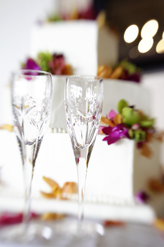 Registry, ivory, Drinkware, Champagne, Glasses, Flute, Sonya yruel photography