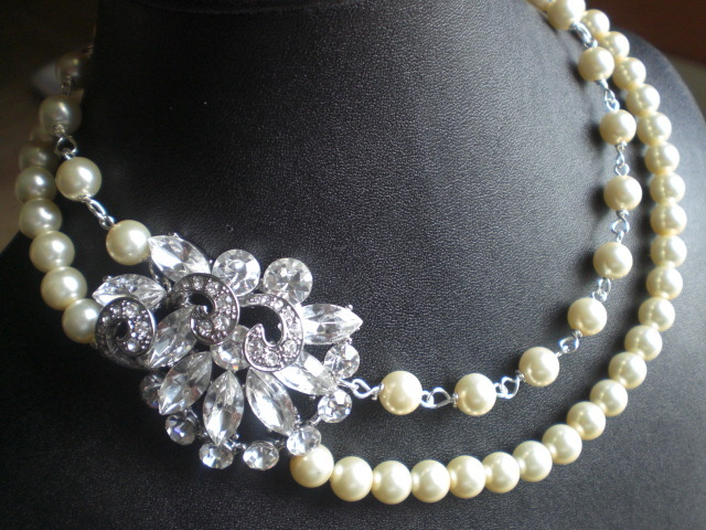 Jewelry, ivory, Bracelets, Necklaces, Brooches, Engagement Rings, Vintage, Accessories, Ring, Crystal, Necklace, Bracelet, Designs, Brooch, Rhinestone, Pearl, Antique, Deco, Belle nouvelle designs, Nouvelle, Belle