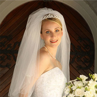 Beauty, white, Makeup, Portrait, Bridal, Brides by lisa