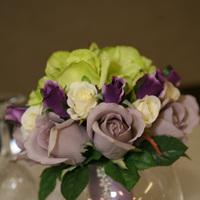 Ceremony, DIY, Flowers & Decor, green, Ceremony Flowers, Bride Bouquets, Flowers, Bouquet, Lavender, Sage, Silk