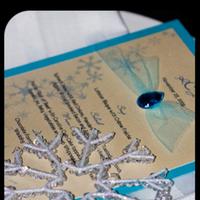 Planning, blue, planner, Winter, Modern, Wedding, Proposal, A, Event, Snowflake, Edmonton, A modern proposal event planning